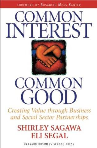 Common Interest Common Good Book Cover